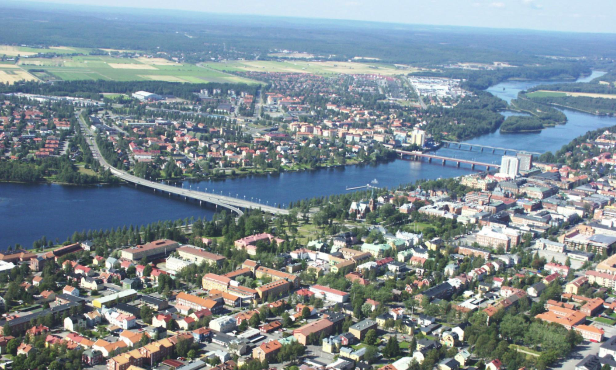 Elitservice i Umeå AB Fiberinstallation Grävning